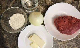 Ингредиенты для начинки блинов