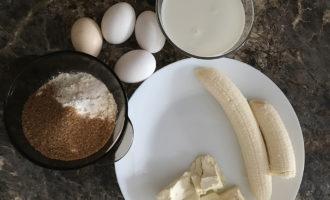 Ингредиенты для блинного теста