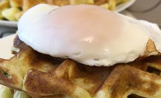 Венские картофельные вафли