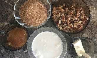 Ингредиенты для домашнего грильяжа