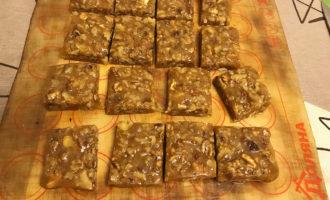 Конфеты Грильяж из грецких орехов