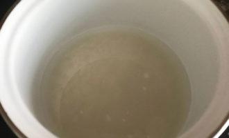 Приготовление рисовой каши