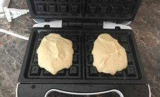 Добавление теста на вафельницу
