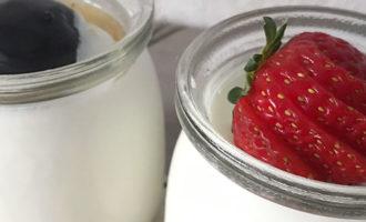 Домашний йогурт из молока и закваски