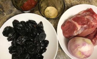 Рецепт говядины с черносливом