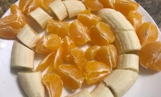 Мандарины и бананы