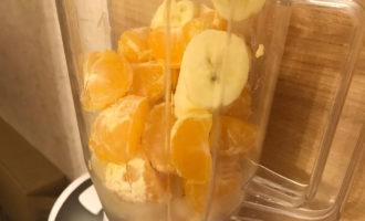 Рецепт мандаринового смузи