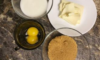 Ингредиенты для крема Шарлотт