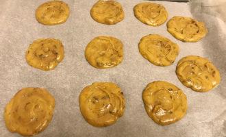 Рецепт печенья из тыквы