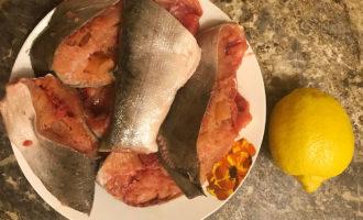 Рецепт лосося