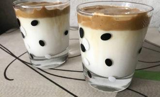 Рецепт дальгона-кофе