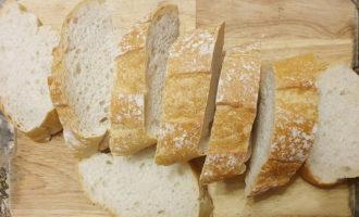 Пшеничный багет