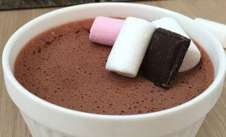 Десерт из маршмеллоу
