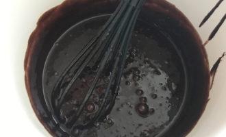 Шоколадное тесто для брауни