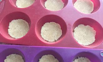 Чизкейки в форме для кексов