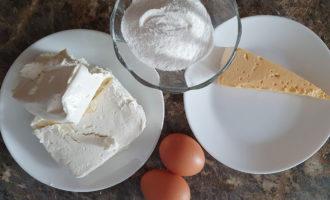 Ингредиенты для сырных сырников